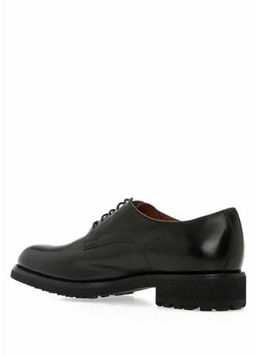 Pantanetti Deri Ayakkabı Siyah